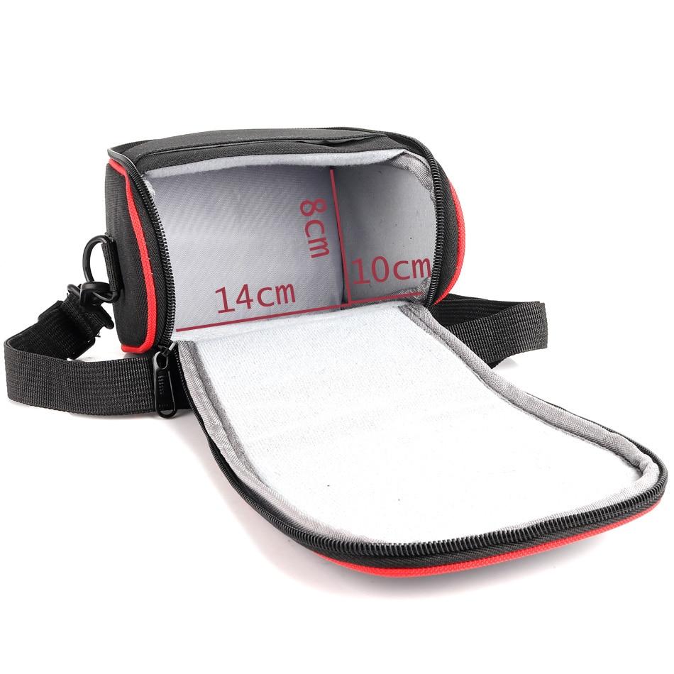 Camera Bag Case For Nikon Coolpix J5 J4 J3 J2 V3 V2 V1 L840 L830 L820 L810 L620 L340 L330 L110 L120 L105 P7100 P7800 P7700 P7000