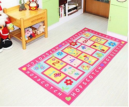 Tapete enfants chambre enfants tapis et tapis pour chambre à coucher Alfombra utilisé dans le salon enfants jouer tapis filles tapis favoris tapis