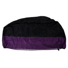 MOTORCYCLE COVER FOR MOTORBIKE MTB scooter cover Size XL 245cm purple black protection