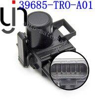 100% Original Quality Car Parking Sensor Backup Aid Reverse For Honda 39685 TR0 A01 black color