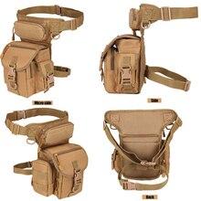 Новая сумка на талию, инструмент для ног, бедра, большой емкости, водонепроницаемый для кемпинга, туризма, BFE88