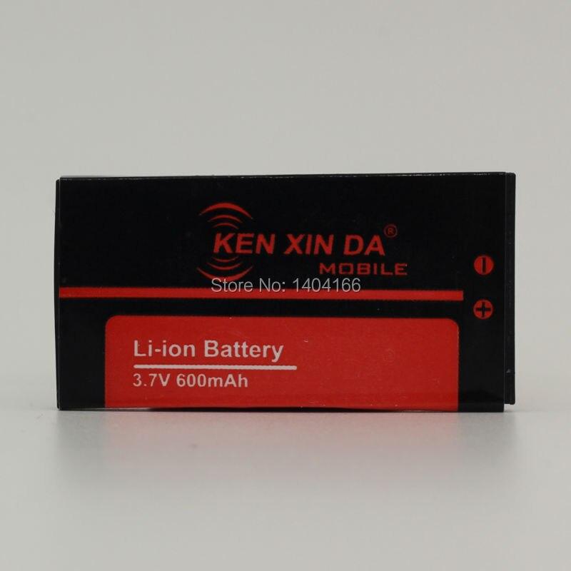 imágenes para 3.7 V, 600 mAh, la batería del teléfono celular para KEN XIN DA 600 mAh M1 +//M2 +//M6 +//M7 +//M8 +//Z818//batería Z868