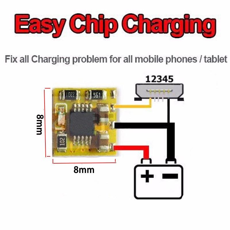 5pcs  Lot Oityn Original Easy Chip Charge Ecc Fix All