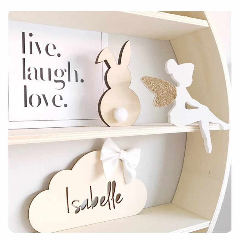 15f7cb6db Detail Feedback Questions about Ins Nordic Style Wooden Rabbit Ornaments  Children's Room Decoration Wood Craft Kids Safe Natural Toys Gifts  Photography ...