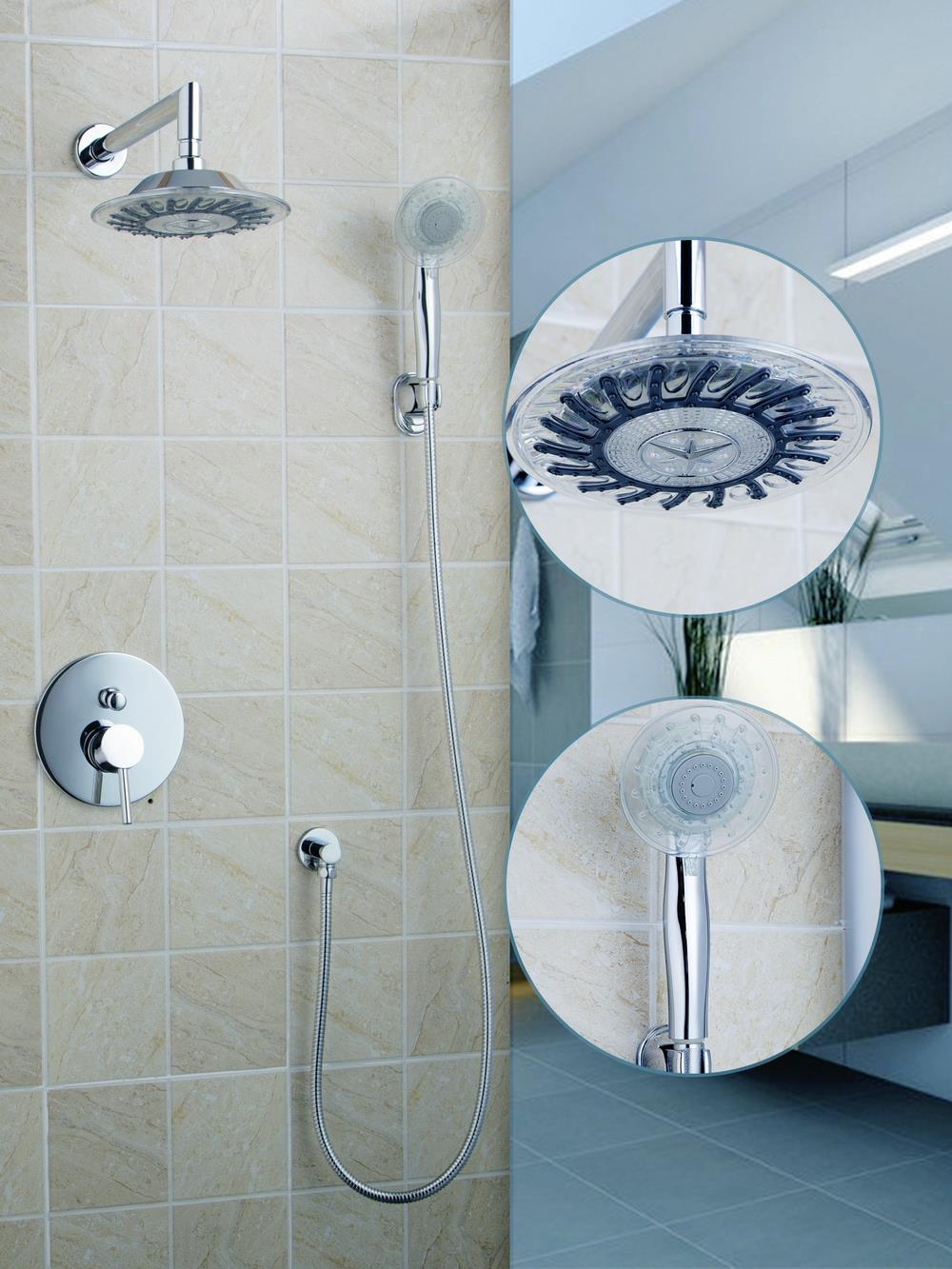 popular bath mixer set buy cheap bath mixer set lots from china shivers bathroom shower torneira novel design 8