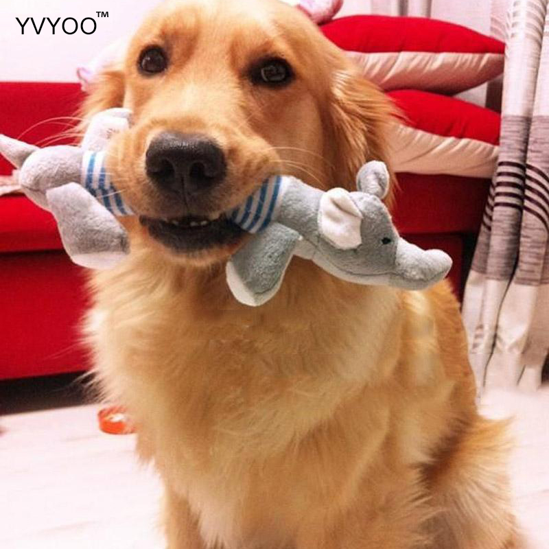 YVYOO mainan Anjing mainan anjing peliharaan mengunyah mainan mewah - Produk hewan peliharaan - Foto 6