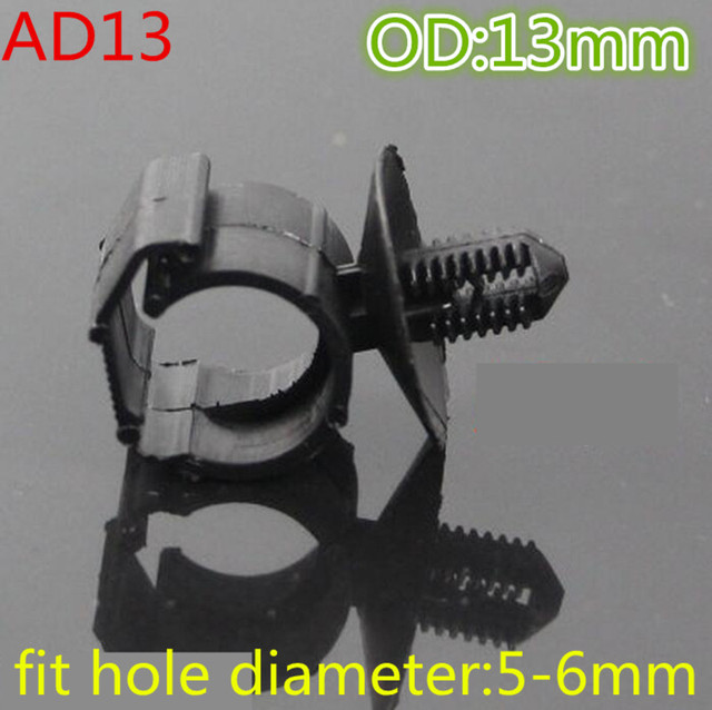 2pcs YL756 OD 13mm Plastic Car Wire Cable Harness Clips Buckles Automobile Cards Fixed Clamp Vehicle_640x640 2pcs yl756 od 13mm plastic car wire cable harness clips buckles