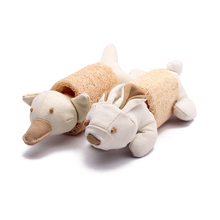 Pet Dog Toy Molars Cleaning Labrador Tooth Large  Christmas Toys Supplies Cat Game Plush