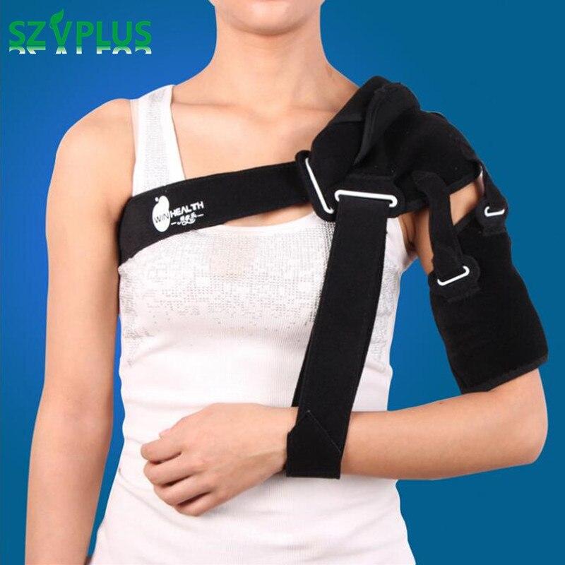 Medical Shoulder belt Support Arm Sling For Stroke Hemiplegia Subluxation Dislocation Recovery Rehabilitation Shoulder Brace