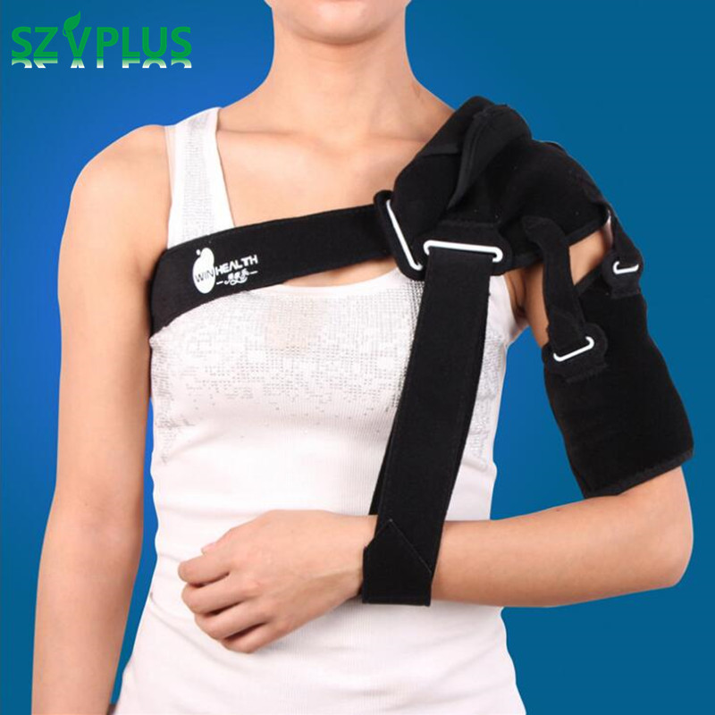Medical Shoulder belt Support Arm Sling For Stroke Hemiplegia Subluxation Dislocation Recovery Rehabilitation Shoulder Brace arm sling shoulder arm elbow brace sling joint support belt