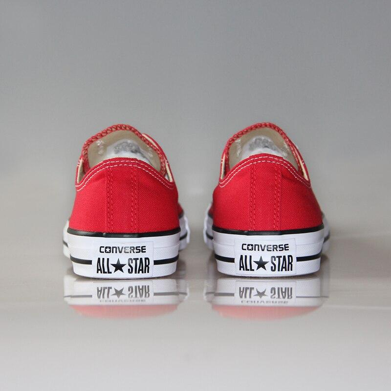 Nouveau CONVERSE origina all star chaussures Chuck Taylor uninex sneakers homme et femme de Planche À Roulettes Chaussures 101007 - 3