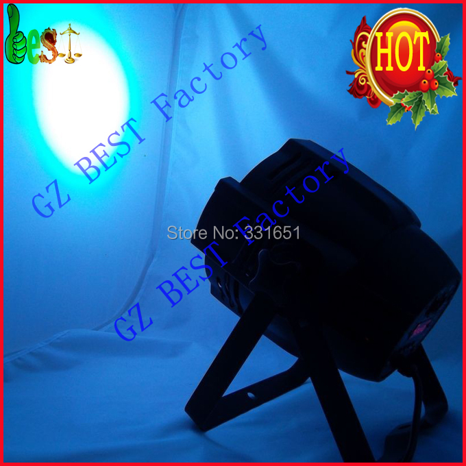 10pcs/lot Stage RGBW LED Par Can Light Par64 3Wx 54pcs Par Can Light free shipping 2 lot 18x10w led par64 led par 64