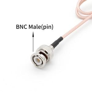 Image 5 - Bnc (q9) 무선 마이크 케이블 bnc 남성 여성 확장 rf 동축 케이블 (범용 마이크 안테나 용)