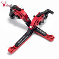 Motorcycle Accessories Brakes Clutch Levers Handle For DUCATI MONSTER M600 M750 M750IE M 600 750 750IE 1995 - 2000 2001 2002