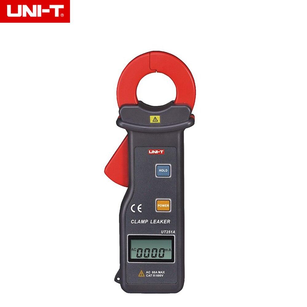 Здесь продается  UNI-T UT251A High Sensitivity 10000 Counts Auto Range  Leakage Current Clamp Meter 0.001mA-60.00A  Инструменты