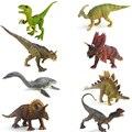 Original genuine brinquedos de Dinossauros de Plástico para os plesiossauros modelo collectible modelo, mundo jurássico parque dos dinossauros, brinquedos para as crianças