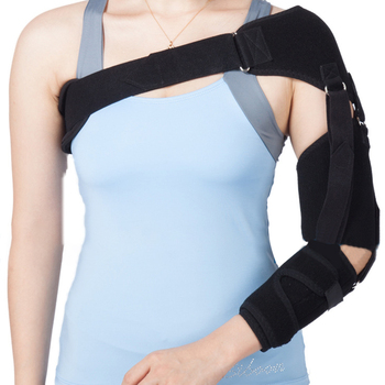 Shoulder Brace Support Correct belt for Stroke Hemiplegia Subluxation Recovery Right Left Bone Care Support image