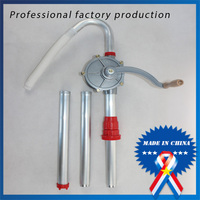 Aluminum Hand Manual Chemical and Oil Pump,Hand Operated Pumping Set