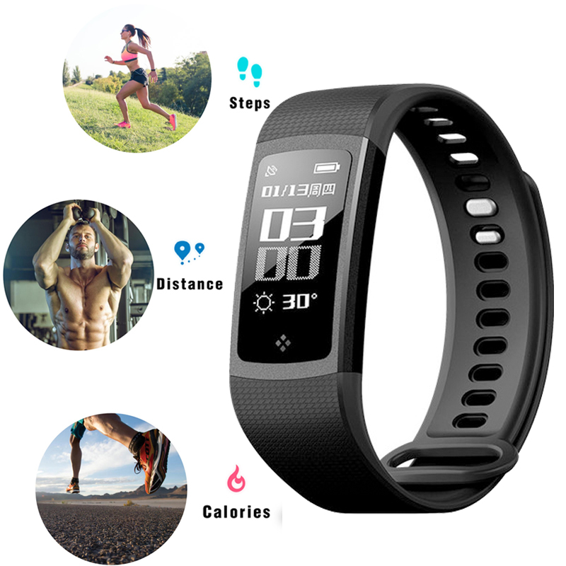 все цены на Smart Band Blood Pressure Oxygen Monitor Heart Rate Fitness Bracelet Activity Tracker Watch Smart Wristband for IOS Android