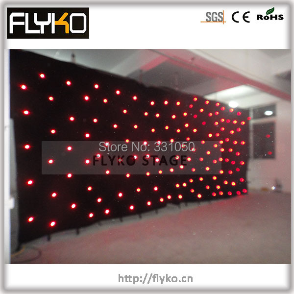 Decorative Cover For Breaker Panel: Aliexpress.com : Buy Free Shipping 6x2m Led Cloth Curtain