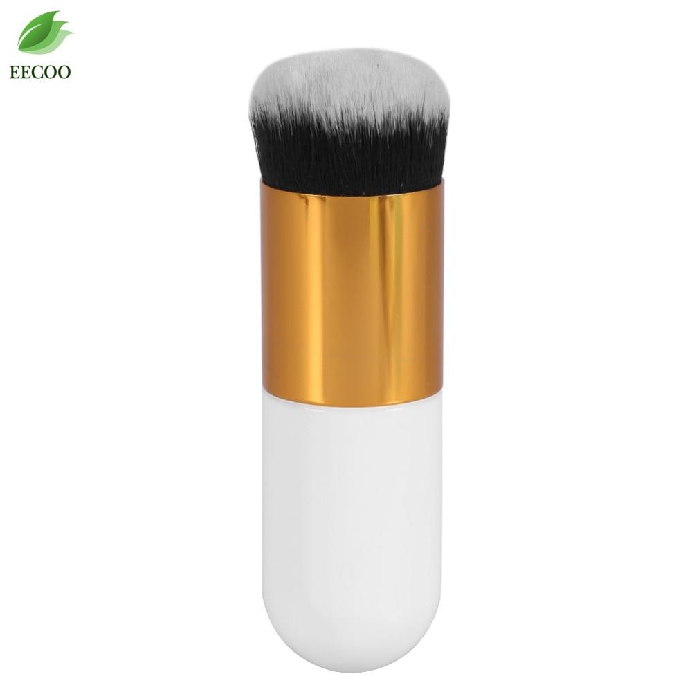 1 unid Pro Grasa maquiagem Fundación Corrector Contorno Del Polvo BBcream Blush