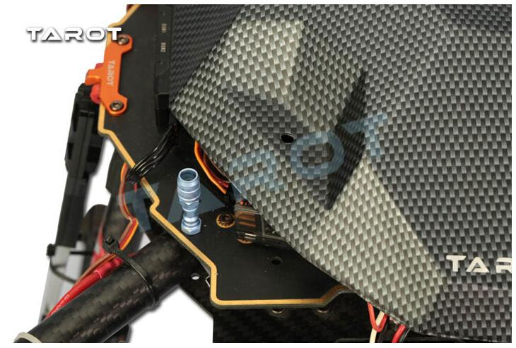 Tarot 680 Hexacopter Hood Cover Fixture Pillar Anti-loose Screws TL2932 F16172