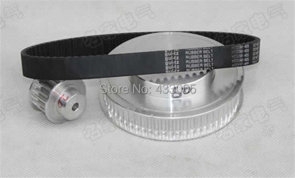 Timing belt pulleys/timing  pulley, the suite of Synchronous belt 5M(3:1) heidelberg sm74 timing belt