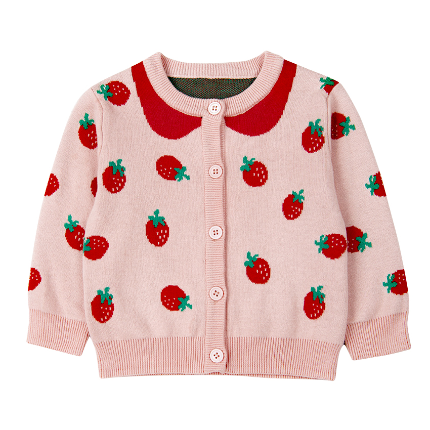 Baby Girls Sweaters Autumn Winter Baby Children Clothing Cute ...