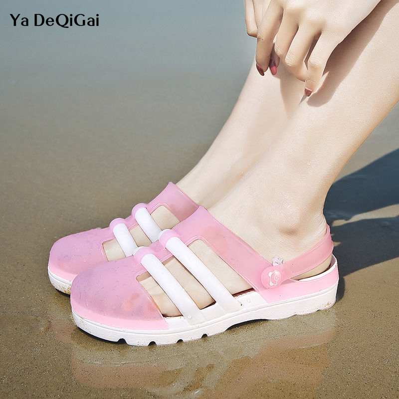 Light Medical Shoes Doctor Nurse Surgical Lab Work Flat Slipper Operating Room Summer Beach Slippers Sandals Nurse Accessories