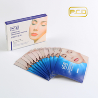 High Quality Eyebrow Anesthetic Paste Eyebrow Mask For Eyebrow Tattoo 12pcs 1box Permanent Makeup Accessories
