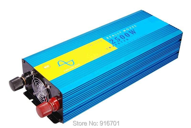 2.5KW Off Grid Pure Sine Wave Solar Power Inverter 2500W DC 12V Input2.5KW Off Grid Pure Sine Wave Solar Power Inverter 2500W DC 12V Input