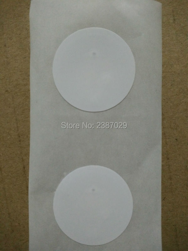 Dia 25mm 13.56MHz ISO14443A NFC Tags Sticker Ntag 213 NFC Universal Rfid Label Tag for all NFC phones 10pcs/lot Free Shipping