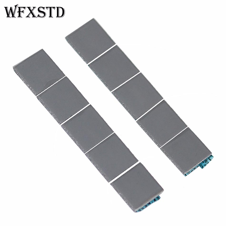2mm FLEX780 Silicon Thermal Pad For LAIRD Notebook Graphics Memory Beiqiao GPU Thermal Silica Thermal Pad FLEX780 Thermal Pad