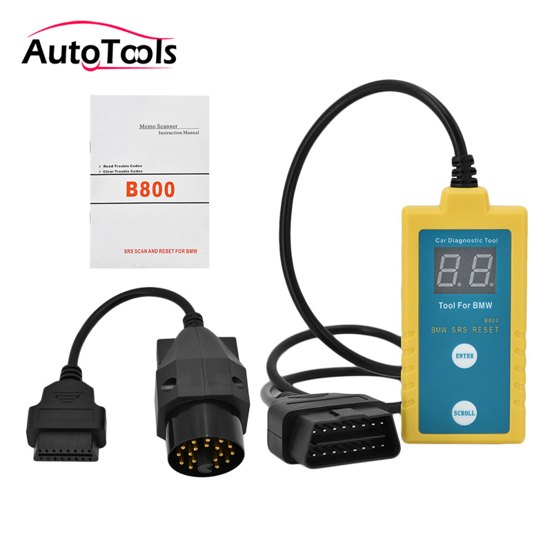 FOR BMW Airbag Scan/Reset Tool B800 by DHL tech 2 scanner for sale