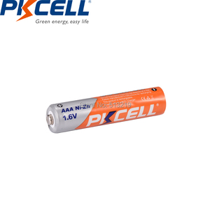 Image 4 - 12PCS PKCELL 1.6V battery AAA 900mWh 3A NIZN Rechargeable Batteries aaa NI ZN AAA batteries and 3PCS battery Holder box