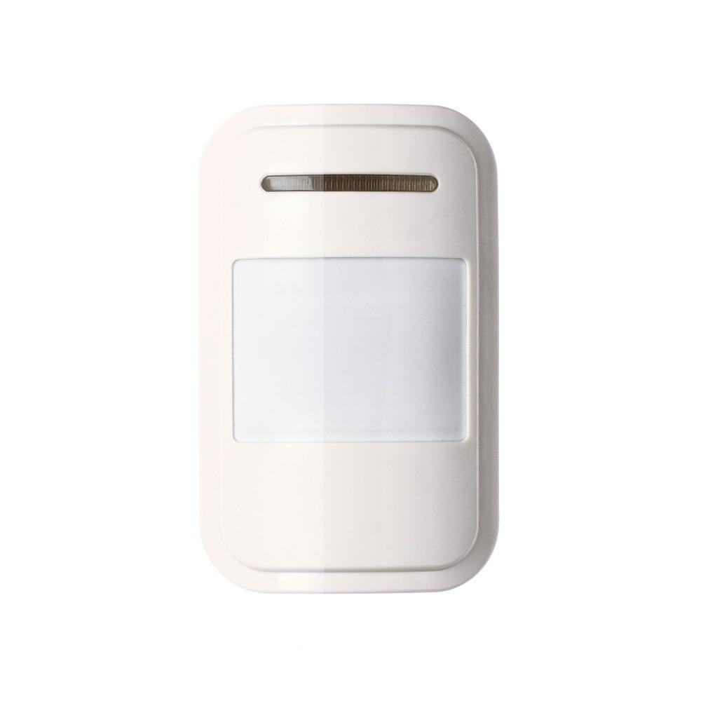Wireless 433 Mhz PIR detector infravermelho passivo detector com alta estabilidade para chuango G5 G3 A11 B11 Pir detector 315mhz chuango wireless curtain pir motion detector chuango pir 800 for home dhl free shipping