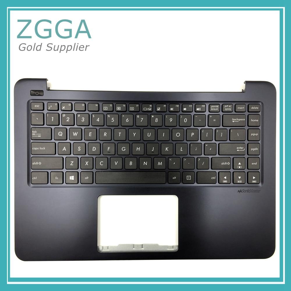 For ASUS  E402 E402SA E403SA US Keyboard case Cover Palmrest  red OR WHITE.