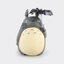 Japonês Dos Desenhos Animados hayao miyazaki 20 cm Meu Vizinho Totoro Anime Action Figure PVC Brinquedos Clássicos Piggy Bank Money Box Saving caixas(China)