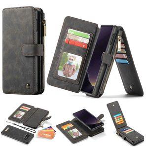 Image 2 - Кожаный чехол для Samsung Galaxy note 8 9 10 20 s8 s9 s10 5g S20 plus ultrass10e s7 edge, кошелек, чехол Etui, Модный чехол для телефона