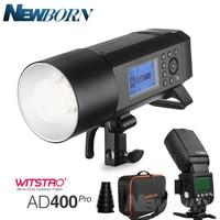Godox AD400Pro TTL HSS Flash Built in 2.4G Wireless X System Li on Battery Outdoor Flash +TT685S For Sony A58 A7RII A7II A99 A7