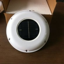 Вентилятор на солнечной батарее, автоматический вентилятор, используемый для караванов, лодок, зеленый дом, для ванной комнаты, сарай, для дома