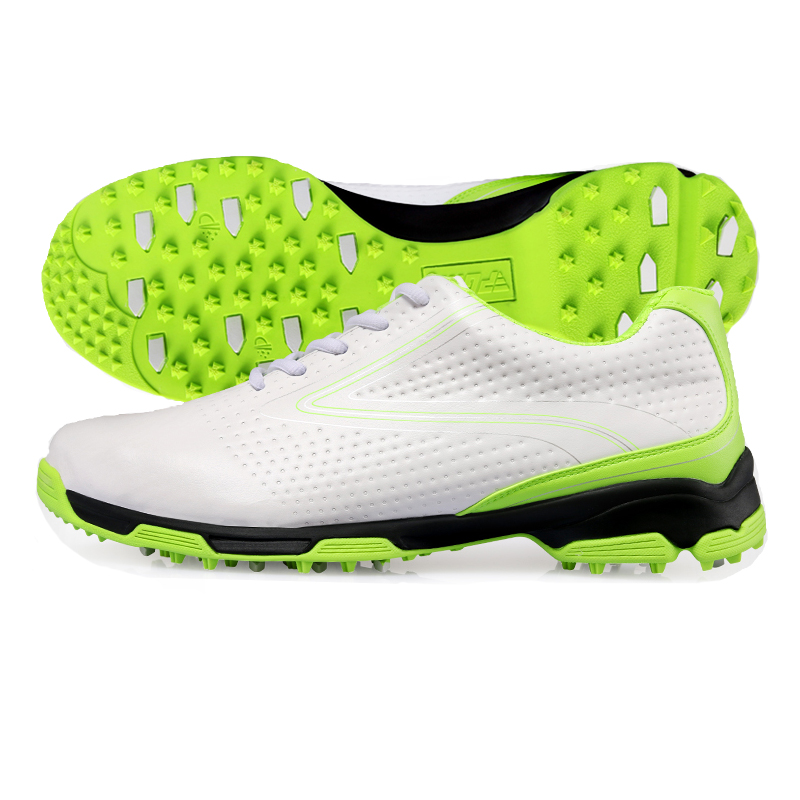 Brand PGM Mens Golf Sports Shoes Anti-sideslip Technology and Waterproof and Breathable and Light Weight Golf Sneakers XZ061 brand pgm adult mens golf sports shoes anti sideslip technology and waterproof and breathable and light weight golf sneakers