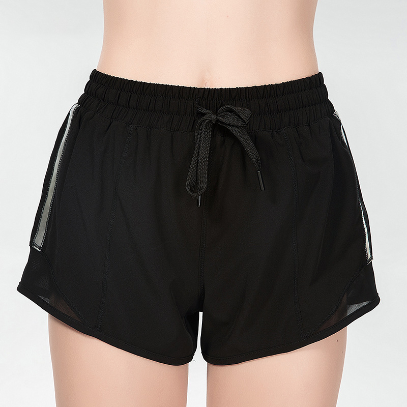 @1  Талия женские шорты леггинсы эластичный короткий фитнес-зал йога шорты тренажерный зал йога шорты сп ✔