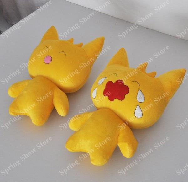 Mogeko Castle The Cat Mogeko Anime 34cm Juguete Cosplay Stuffed & - Disfraces - foto 2