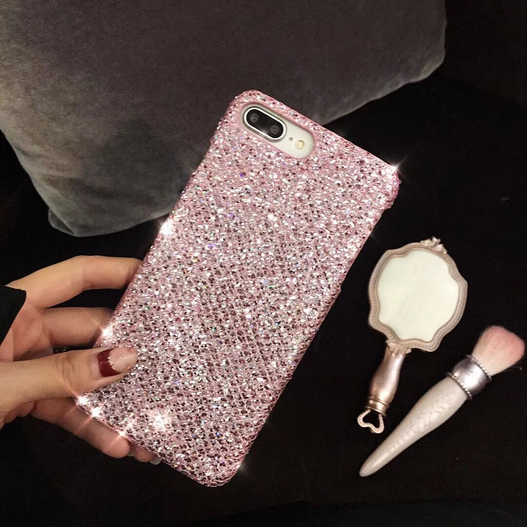 Image 3 - 20PCS Fashion Glittering Case for Vivo X9Plus Phone Case for Vivo x9s Plus Hard Shell for Vivo X20 Plus Back Cover for Vivo X21-in Half-wrapped Cases from Cellphones & Telecommunications