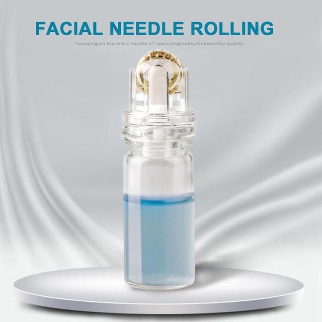 Ergonomic Titanium Alloy Needle Derma Roller 1