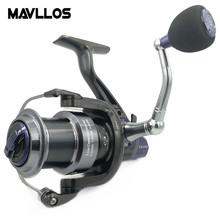 Mavllos 25KG Max Drag Slow Jigging Reel 14BB  5.2:1 Saltwater Fishing Spinning Reel Long Shots Sea Waterproof Boat Fishing Reel  mavllos saltwater fishing spinning reel 7000 8000 11000 aluminum alloy handle spool long shots jigging reel boat fishing reels
