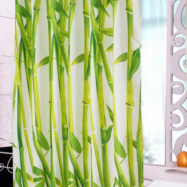 Aliexpress.com : Buy Chinese Bamboo Forest Waterproof Fabric ...