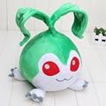 Cute anime cartoon 23*28cm Digimons Digimon Digital Tanemon Soft Stuffed Toy Kids Plush Doll Gift