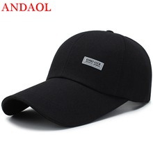 ANDAOL Unisex Casual Cap Top Quality Adjustable Baseball Caps Men Baseball Cap Women Baseball Cap Summer Outdoor Travel Sun Hat high quality police cap unisex hat baseball cap men caps adjustable adult free shipping m 78